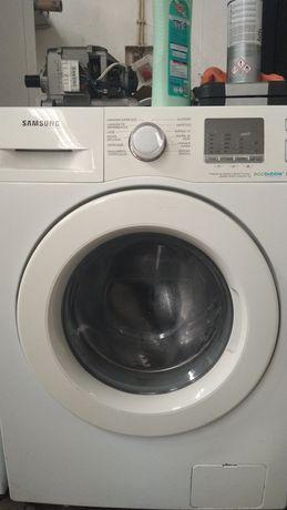 Entrega garantia máquina de roupa AEG 7kg