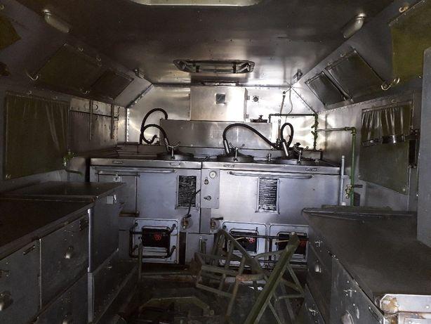 Кухня полевая Пак-200 Нова