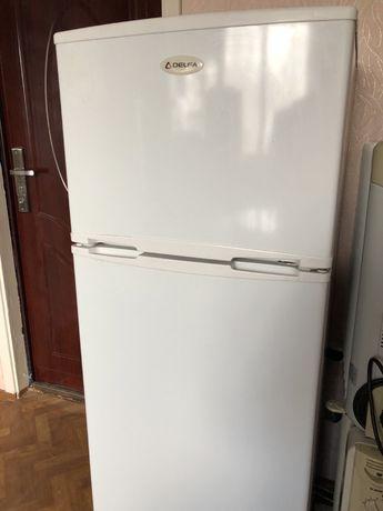 Двухкамерный холодильник DELFA DTF-140