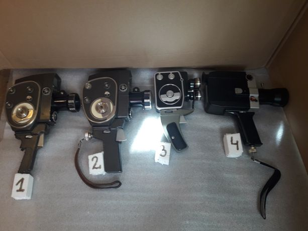Kamery analogowe 8mm kamera.
