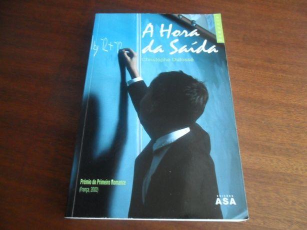 """""""A Hora da Saída"""" de Christophe Dufossé"""