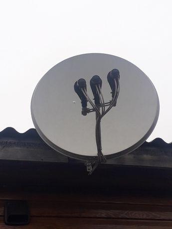 Супутникову антену на 2 телевізора