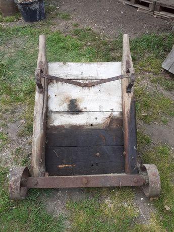 Wózek ogrodowy