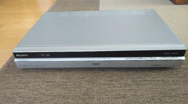 Nagrywarka Sony Sony RDR-HX 780 z twardym dyskiem 160GB