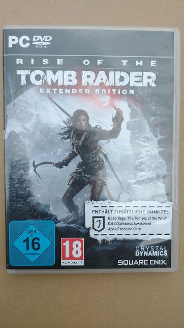 Rise of the Tomb Rider EXTENDED EDITION PC