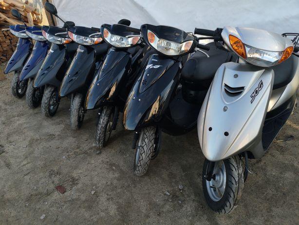 Honda DIO Af27/34. Lets 2. Jog SA36