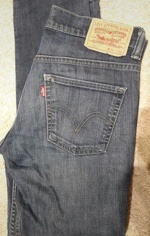 Levis 511 jeans spodnie dżinsowe