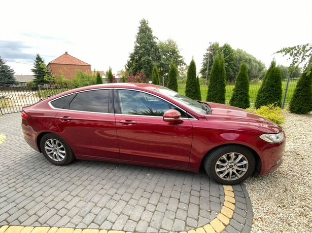 Ford Mondeo 1.5TDCI