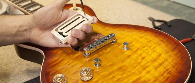 Luthier Guitarras e Baixos