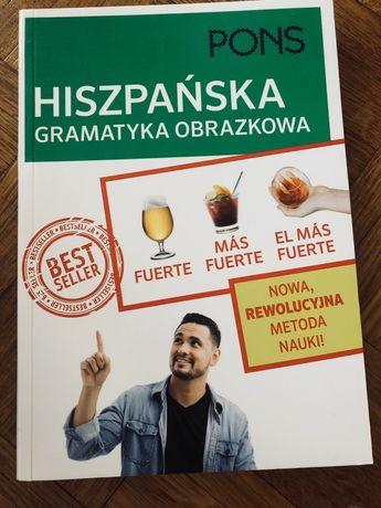 Pons Hiszpańska gramatyka obrazkowa
