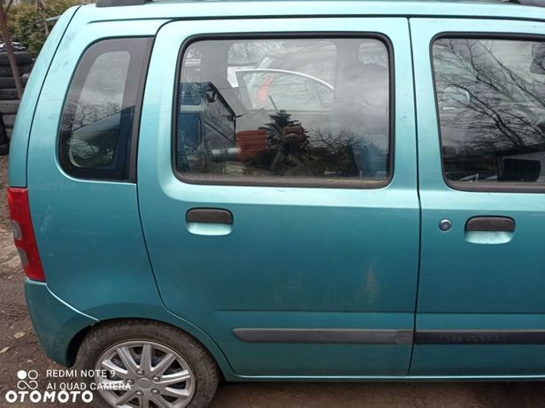Suzuki WagonR+ drzwi tył tylne prawe