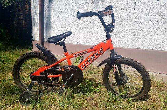 """Rowerek dla dzieci 16"""" Unibike Viking"""