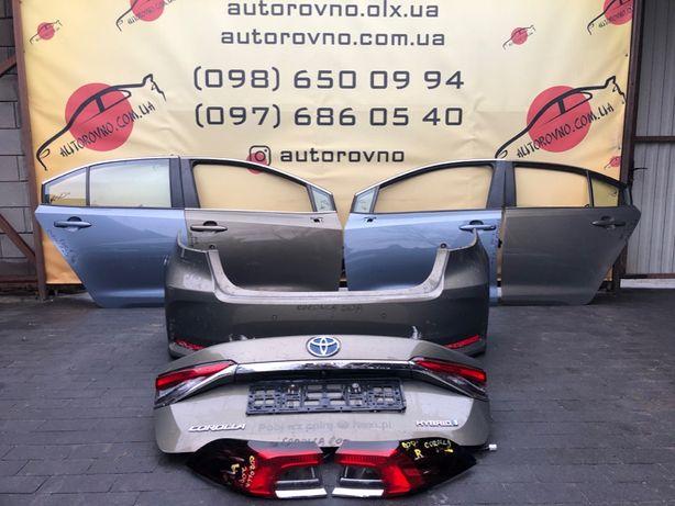 Toyota Corolla Крышка багажника Бампер задний Дверь Фонарь 19-20 год