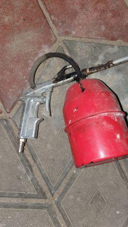 Газовая плита (плитка, горелка, примус)