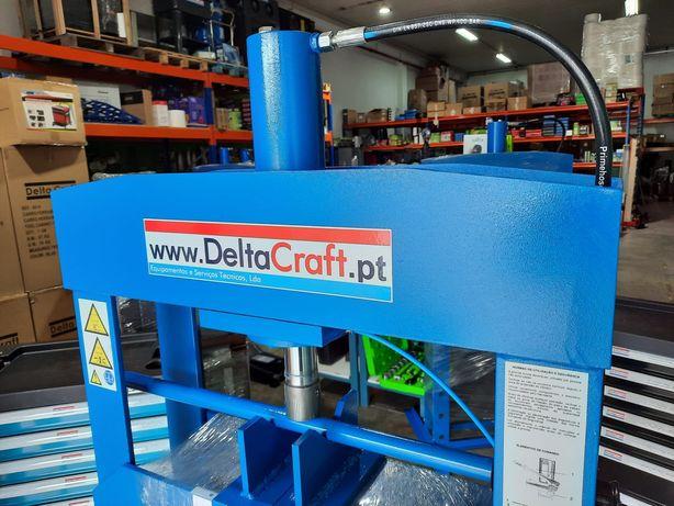 Prensa hidráulica 35 Ton