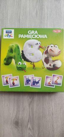 Gra pamięciowa dla dzieci + puzzle