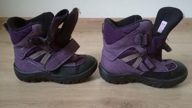 Buty zimowe dziecięce geox