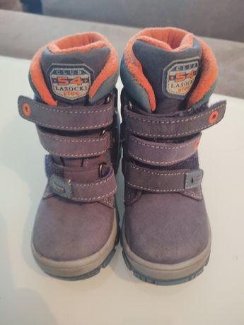 Buty dziecięce La socki rozmiar 23