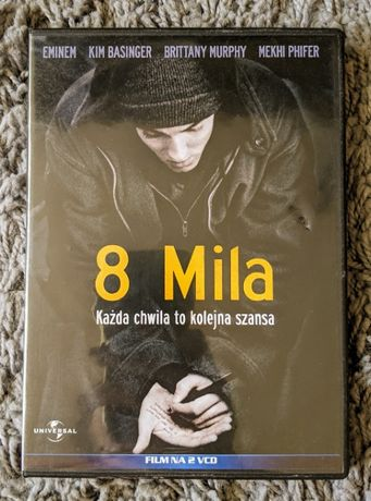8 Mila - DVD Lektor PL, film z Eminem