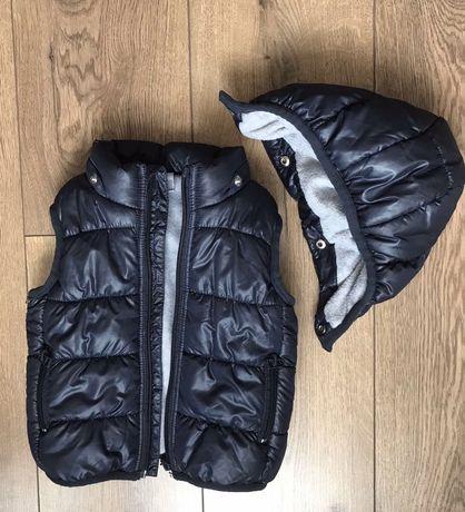 Жилетка для мальчика, курточка для малышей