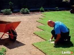 zakładanie trawników,koszenie,wertykulacja,ciecie żywopłotów serwis og