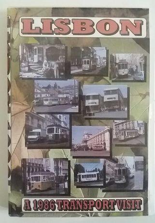 DVD Filmagens de transportes colectivos de Lisboa na decada de 80