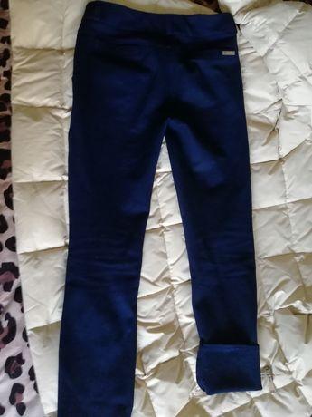 Школьные тёплые брюки р. 150-158