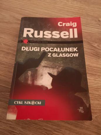 Książka Długi pocałunek z Glasgow Craig Russel