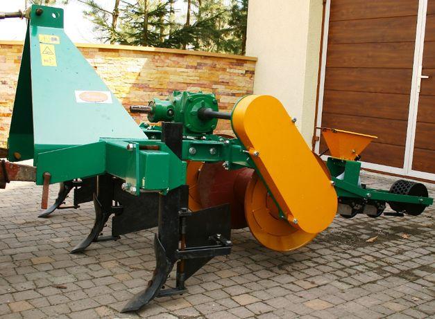 Redliniarka RBM2, maszyna do redlin Kruszec