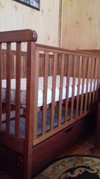 кровать детская Верес Соня  +матрас