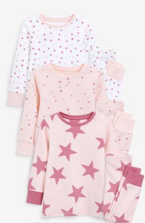 Пижама Next на девочку 4 и 5 лет
