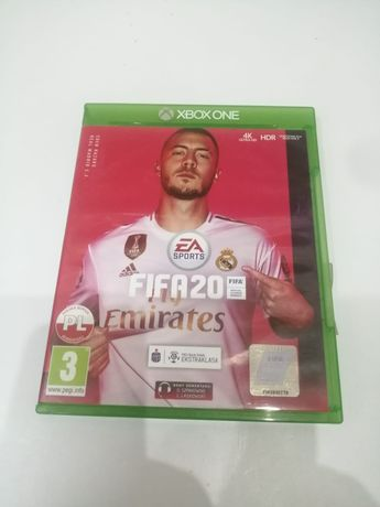Gra FIFA 20 Xbox One, Series X