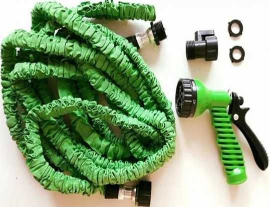 Шланг для полива X-hose, поливочный шланг для дачи.