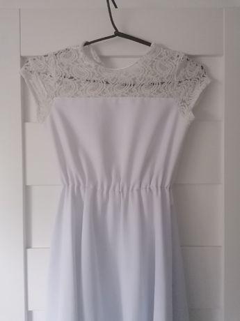 Alba komunijna sukienka