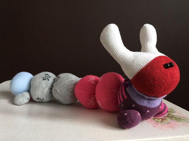 Іграшки з шкарпеток