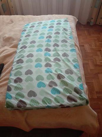 Materacyk do łóżeczka dziecięcego