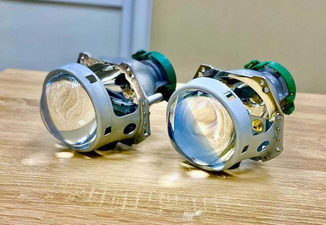 bi-LED Биксеноновая линза Hella 3r BMW e39 e60 e70 e90 f10 e53 3 5 x5