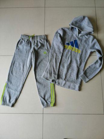 Adidas bluza i spodnie xs