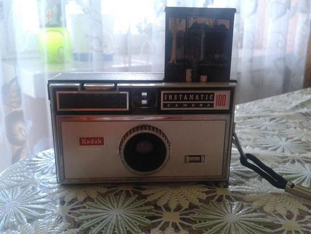 aparat Kodak instamatic camera 100 kolekcjonerski