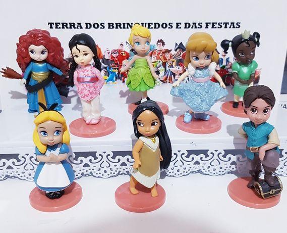 2 Pcs - Princesas Disney (Portes Incluidos)