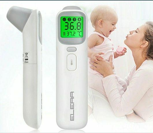 Безконтактний инфокрасний дитячий  термометр ELERA TH600