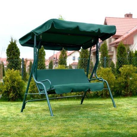 Гойдалка садова RELAX/Качель садовая трьохмесная/200 кг навантаження