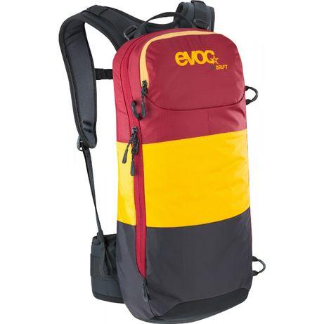 Mochila EVOC FR Drift 10lt c/ proteção de costas