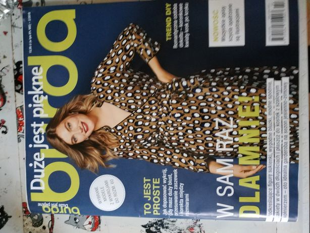 Burda czasopismo nowa luty 2019