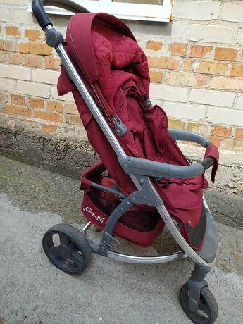Прогулочная коляска Carrello