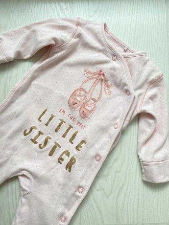 Вещи на девочку боди бодик человечек платье свитер Carter's zara next