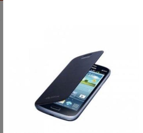 Samsung galaxy core plus + flip cover - idealny na prezent dla babci