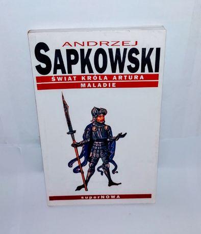 Andrzej Sapkowski - Świat króla Artura - Maladie