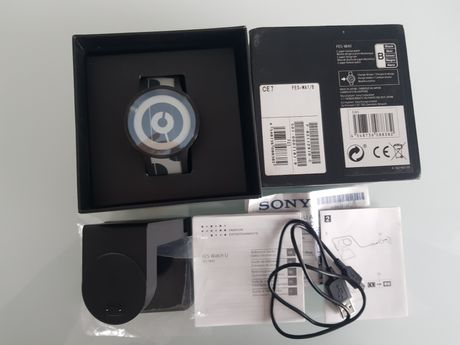 Sony FES WATCH U zegarek smartwatch