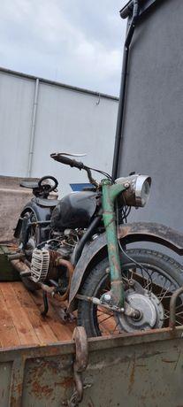 Dniepr K-750  1963r Zamiana